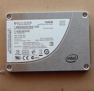 SSD Intel 320 160GB 2.5