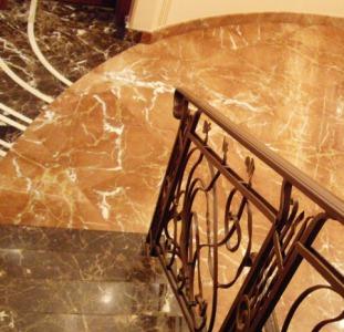Реставрация изделий из мрамора и гранита  чистка мрамора и реставрация гранита