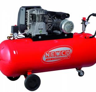 Компрессор поршневой NEWCO N2, 8S-100C-3M