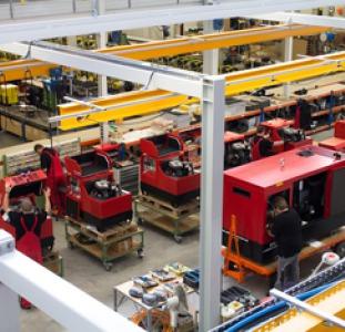 Ремонт бензиновых генераторов Endress (Германия)