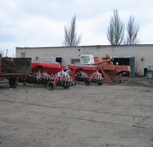 Мастерская для ремонта грузовиков и сельхозтехники