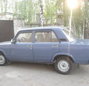 Продам ВАЗ-2107 в отличном состоянии