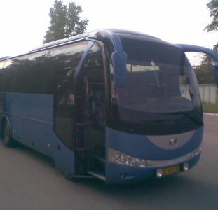 Пассажирские перевозки Днепропетровска