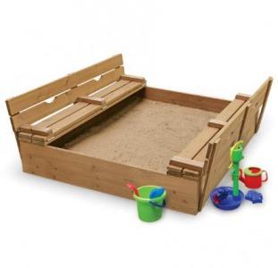 Детская песочница с крышкой, песочница трансформер.