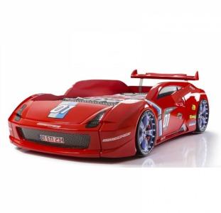 Машина кровать Хtreme M7 (красная, белая)