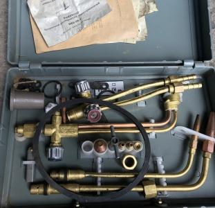 Комплект газосварочной аппаратуры КГС-2