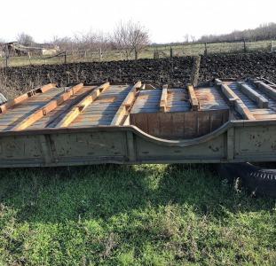 ГАЗ 66 кузов бортовой