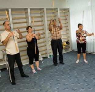 Лечебная физкультура от Доктора Павлова