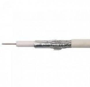 Кабель RG-660C Trinix жила 1, 12 Fe+Cu,  оплетка фольга Аl+64*0, 16 Аl+Cu 60%,  305M
