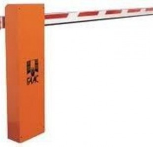 Комплект гидравлического шлагбаума,   длина стрелы от 1315 до 4815 мм. FAAC 615 BPR standard (торг уме