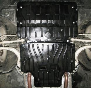 Запчасти Защита картера двигателя ЗАЗ Vida