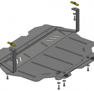 Защита картера двигателя Ford Tourneo Connect