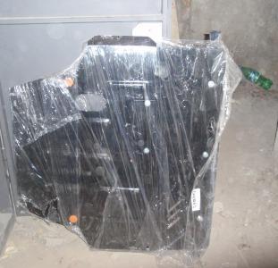 Защита картера двигателя Citroen Berlingo