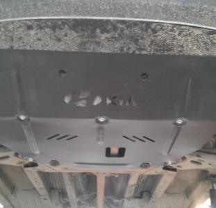 Защита картера двигателя Mitsubishi ASX