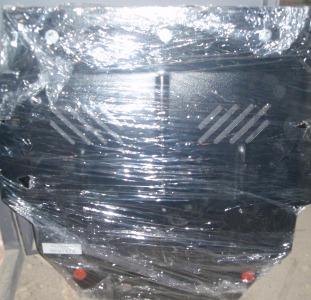 Защита картера двигателя Hyundai Santa Fe