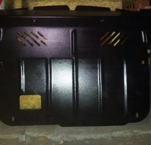 Защита картера двигателя Kia Mohave
