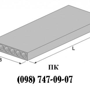 ПК-плиты перекрытия по Киеву и области