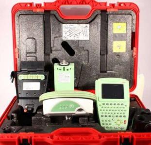 Приемник GPS Leica GNSS RTK ( старшая модель Leica Viva GS08 )