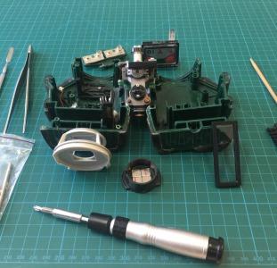 Ремонт лазерных нивелиров Bosch GLL 3-80 P, GLL 2-80 P, PCL 20, PCL 360
