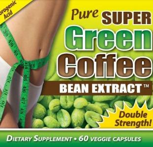 Капсулы для похудения Зелёный Кофе