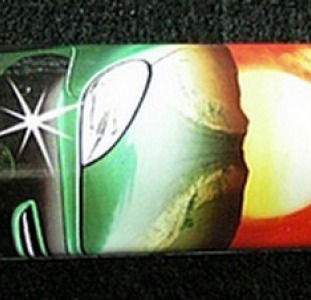 Восстановитель цвета бамперов и пластика Sunnycar