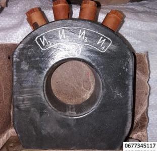 Датчик тока трансформаторный ТШ-0,66 М1