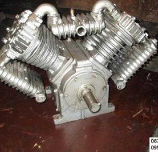Двухступенчатый компрессор Remeza СБ4/Ф-500.LT100/16 ,Блок поршневой LT-100NV 4022340010 AirCast
