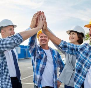 Строительство, архитектура Потрібні каменяр, помічник, арматурник, тесляр, плиточник, електрик, зварювальник в Польщу