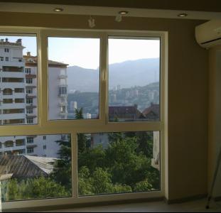 Квартиры 2к.кв 90 000$ в Ялте,  70 кв.м,  улучшенной планировки с качественным евроремонтом