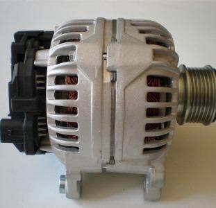 Генератор Додж Dodge Caliber 2.0 CRD; двигатель ECD, с 2006 года