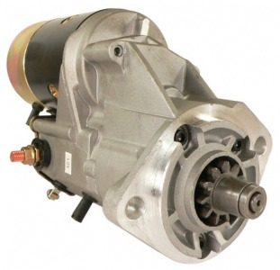 Стартер Коматсу Komatsu FD20 стартер на двигатель 4D95S стартер 128000-9971