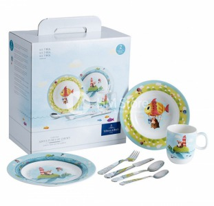 Коллекционный набор детской посуды Villeroy & Boch
