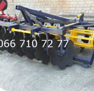 Навесные дискаторы АГД-2.5 для трактора