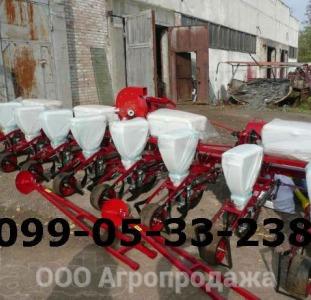 Пневматическая сеялка СУПН-8, СУПН-6.