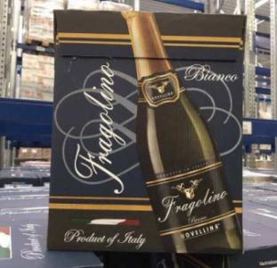 Вино игристое белое Фраголино Новеллина (Fragolino Novellina Bianco)