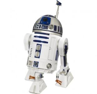 Говорящий интерактивный робот R2D2