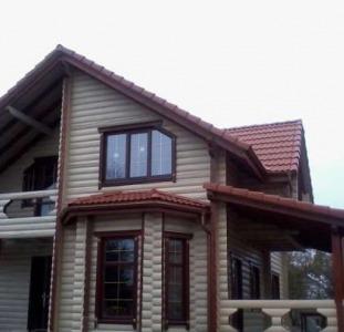 Продается шикарный дом-сруб на берегу канала. БЕЗ КОМИССИИ!!!