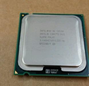 Продается процессор Intel Core 2 Duo E8400