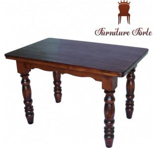 Купить стол кухонный деревянный, Стол 120 x 75 (4 ноги