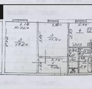 СРОЧНО продам просторную квартиру на Таирова (70кв.м).А.Королева