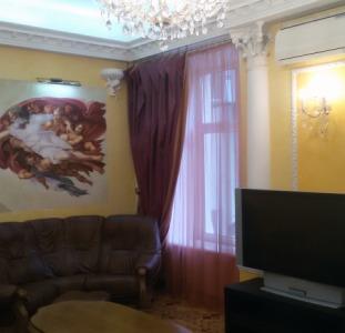 Сдам впервые 3-х комнатную квартиру в самом  фешенебельном районе Одессы!