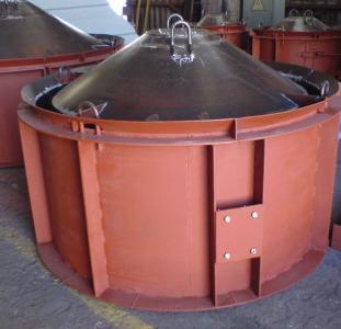 Металлооснастка (металлоформы, опалубка) и оборудование для производства ЖБИ