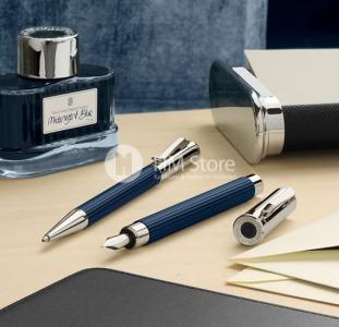 Немецкая коллекционная ручка файнлайнер Graf von Faber-Castell