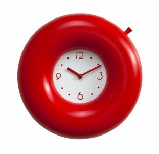 Брендовые настенные часы Progetti Salvatempo 1 от известного дизайнера Angela Cingolani