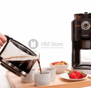 Приобрести кофеварку Philips Grind & Brew Coffee maker