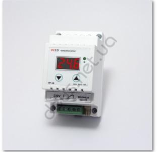 Терморегулятор (термореле) на DIN-рейку 16А(2.8кВт)