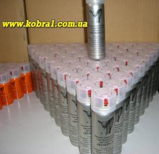Предлагаем для активной самообороны мощные газовые баллончики кобра1
