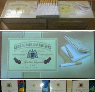 Сигареты Karelia Tobacco Compani INC