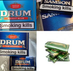 Европейский табак для самокруток в ассортименте