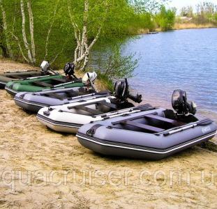 Высокопрактичные надувные лодки пвх OMega (Харьков) от производителя